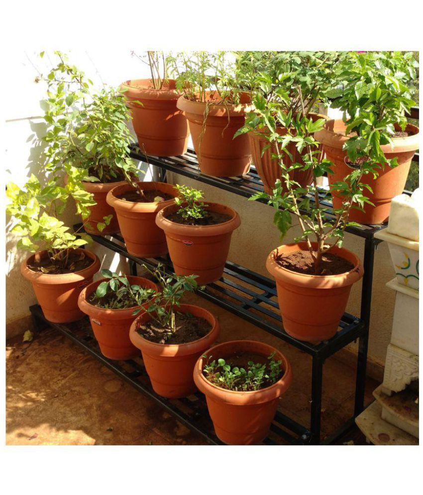 Akura Both Planter Stand