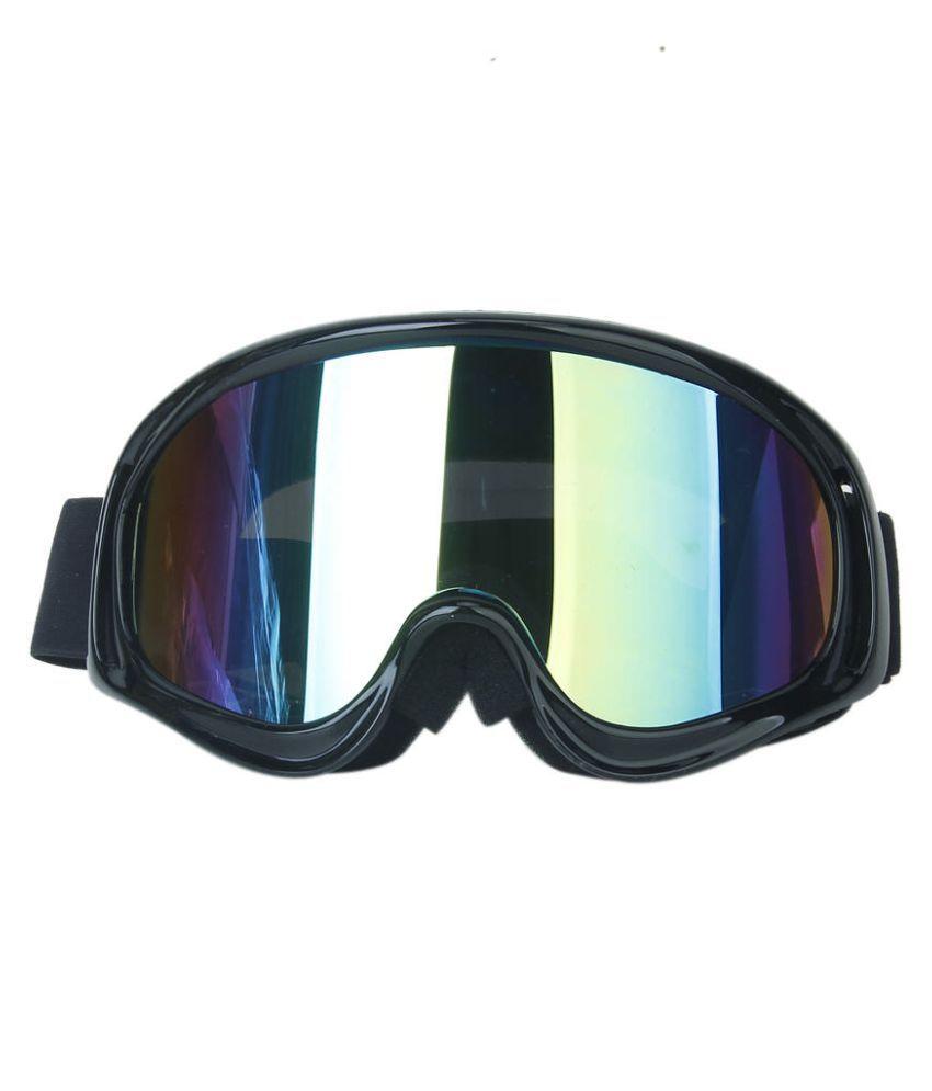 Medineeds Motorbike Motocross Bike Off-Road Racing Goggles with Adjustable Strap