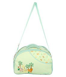 Mee Mee Green Polyester Diaper Bag ( 48 cm