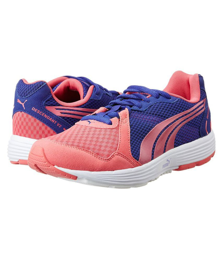 ad91b596cd8b Puma Multi Color Badminton Shoes Price in India- Buy Puma Multi ...
