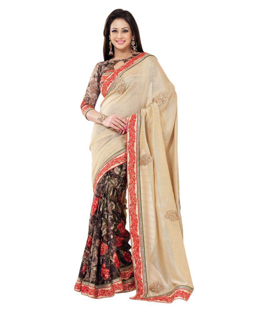 Durga Collection Multicoloured silk Saree