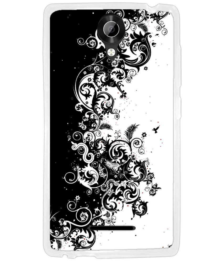 Micromax Bolt Q332 Printed Cover By Instyler