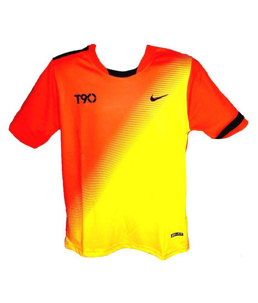 No brand Multi Polyester Jersey