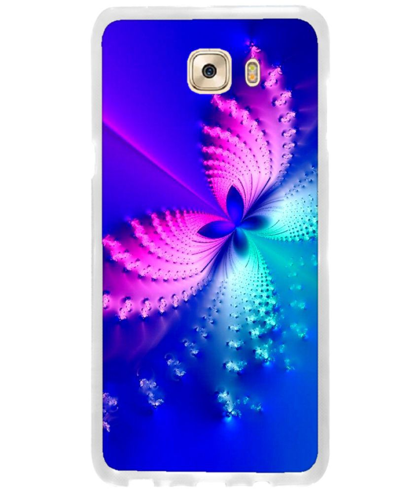 Samsung Galaxy C9 Pro Printed Cover By instyler