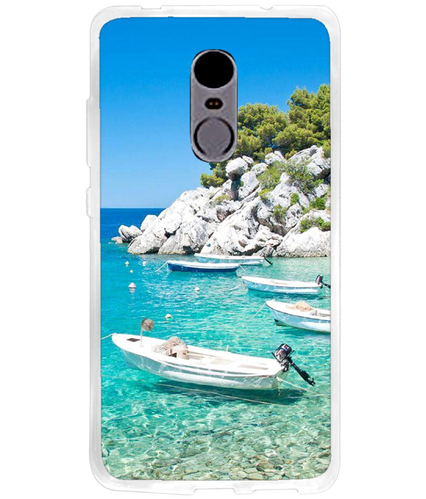 Xiaomi Redmi Note 4 Printed Cover By instyler
