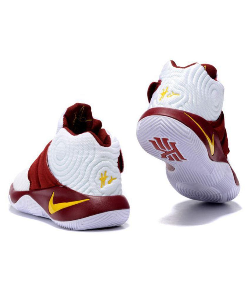 dd7f3307e23f shopping nike kyrie 2 effect white red multi color b4098 781a6  new zealand  nike kyrie 2 multi color basketball shoes . 8dc3e 5f9ee