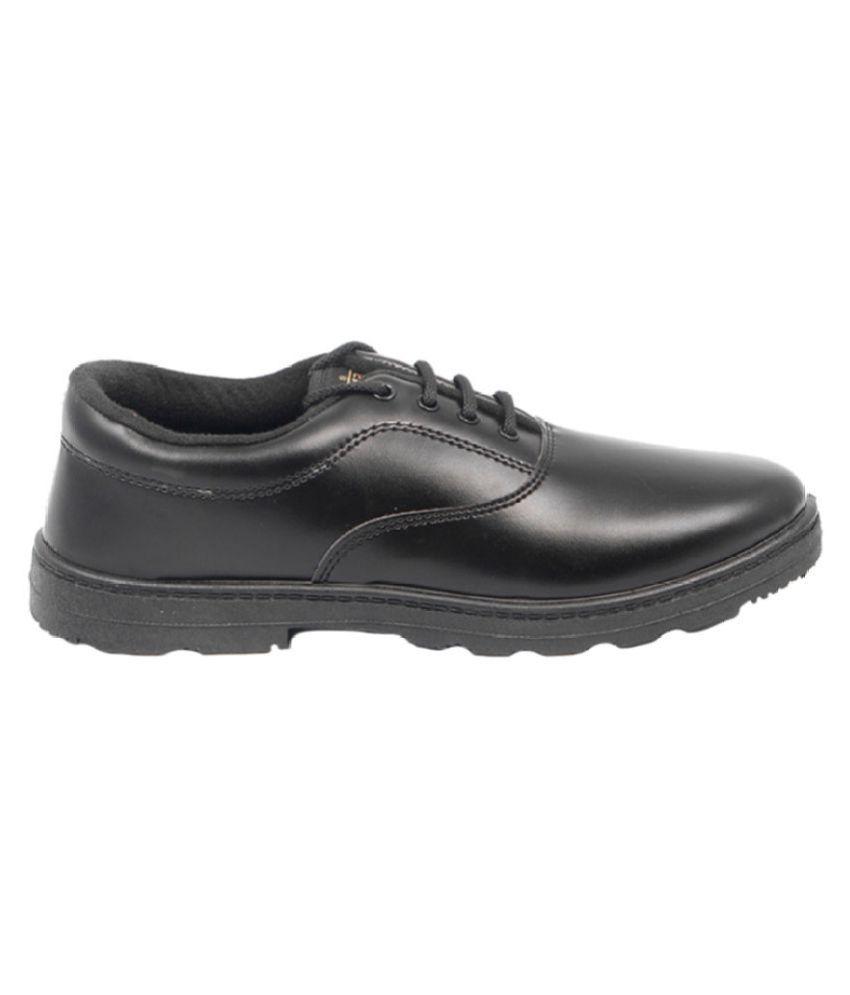 7e2bfc4dacad6 Lakhani Black School Shoe for Boys Price in India- Buy Lakhani Black ...