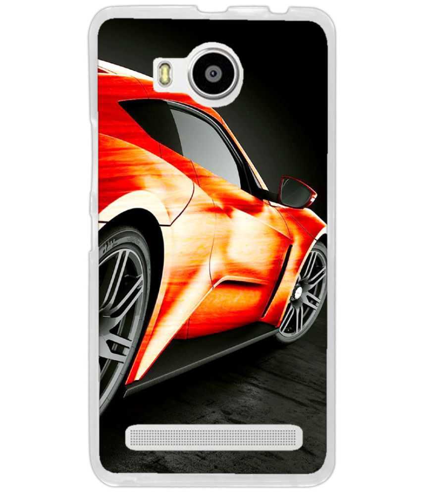 Lenovo A7700 Printed Cover By instyler
