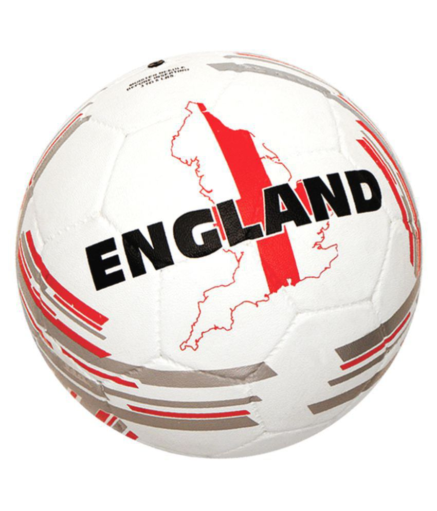 Nivia Country Colour Football / Ball England Assorted Football / Ball Size  5 1360EG
