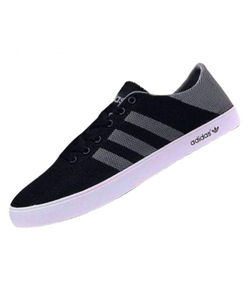 ... Adidas Neo 1 Black Casual Shoes