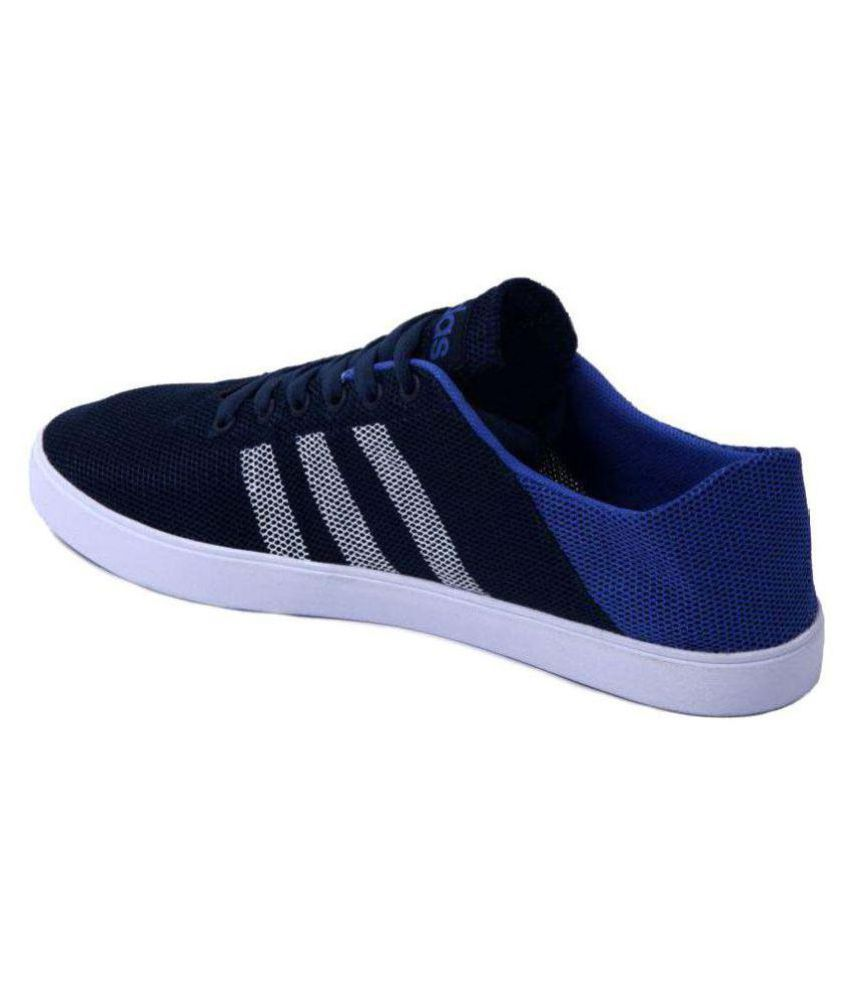 ... Adidas Neo 1 Blue Casual Shoes ...