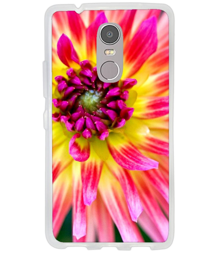 Lenovo K6 Note Printed Cover By instyler