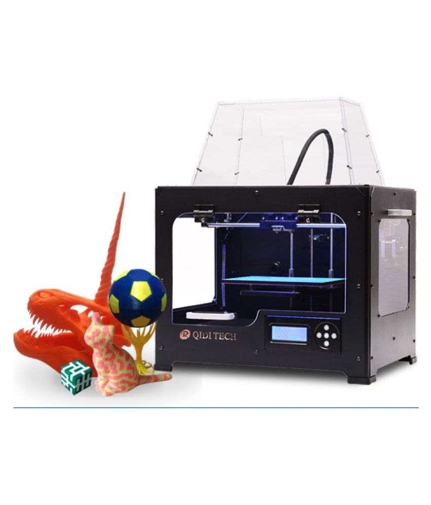 how much does a 3d printer cost in india