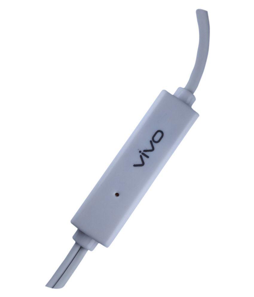 Vivo Lg G5 Titan VS987/V In Ear Wired Earphones With Mic - Buy Vivo