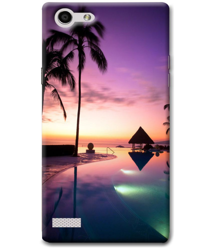 Oppo Neo 7 Printed Cover By Case King