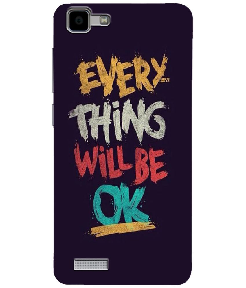 Vivo Y27L Printed Cover By Case King