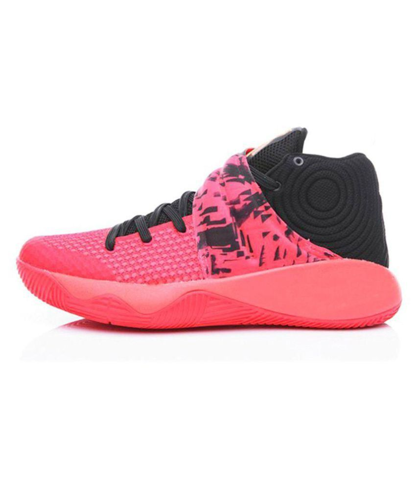 low priced 26a46 50e81 Nike Kyrie 2 Orange Multi Color Basketball Shoes - Buy Nike Kyrie 2 Orange  Multi Color Basketball Shoes Online at Best Prices in India on Snapdeal