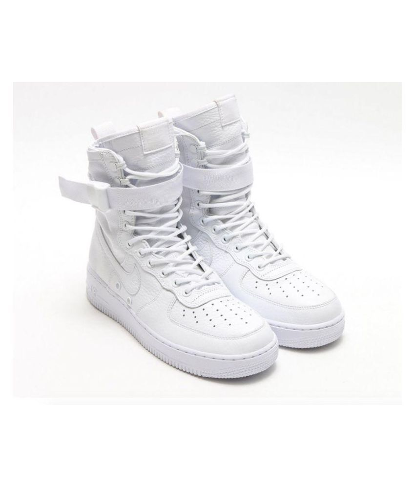 Nike Airforce sf-1 White Casual Shoes