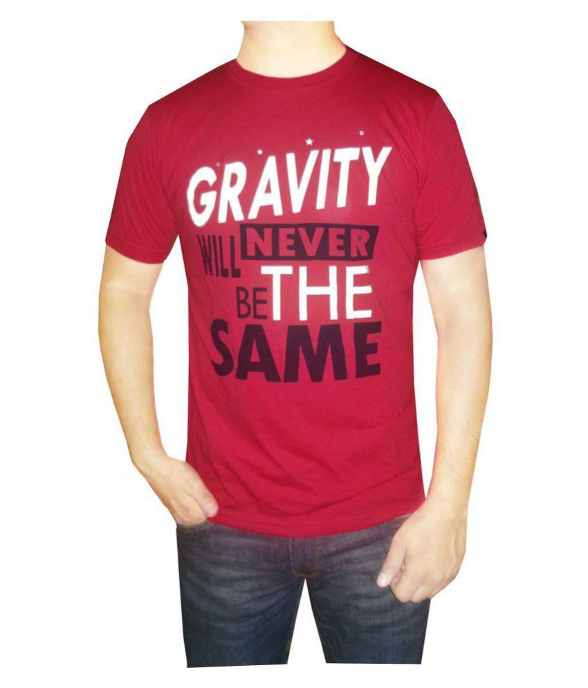 Avogen Pink Round T-Shirt