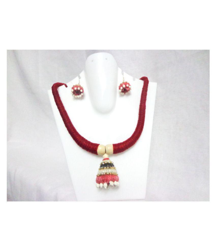 Sharmistha's necklace sets for Women & Girls