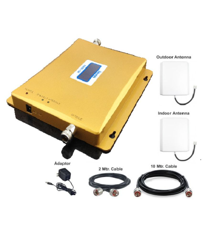 Lintratek KW20L-GW 2G + 3G 900-2100Mhz Dual Band Repeater 3200 3G