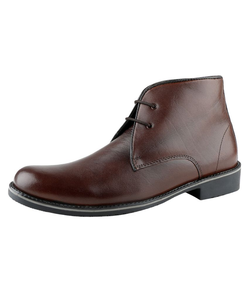 Kanprom Brown Casual Boot