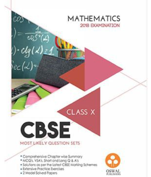 School books buy school books online all classes textbooks most likely question sets for mathematics cbse class 10 for march 2018 examination fandeluxe Choice Image