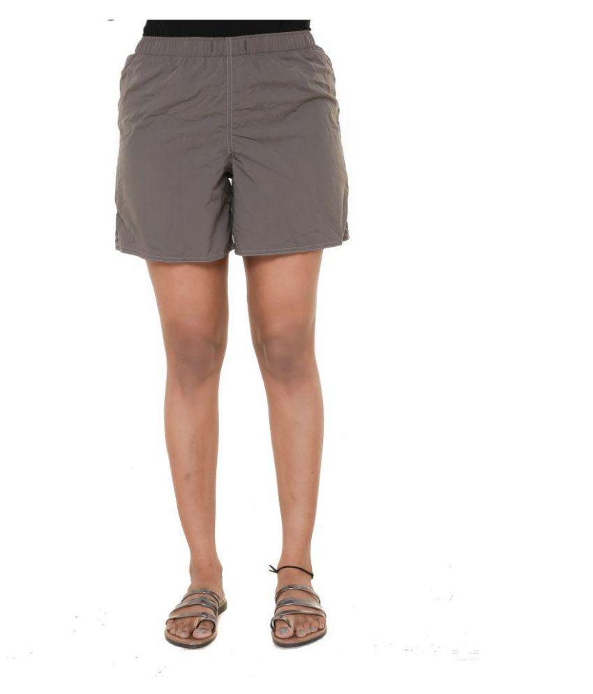 Twist Cotton Night Shorts