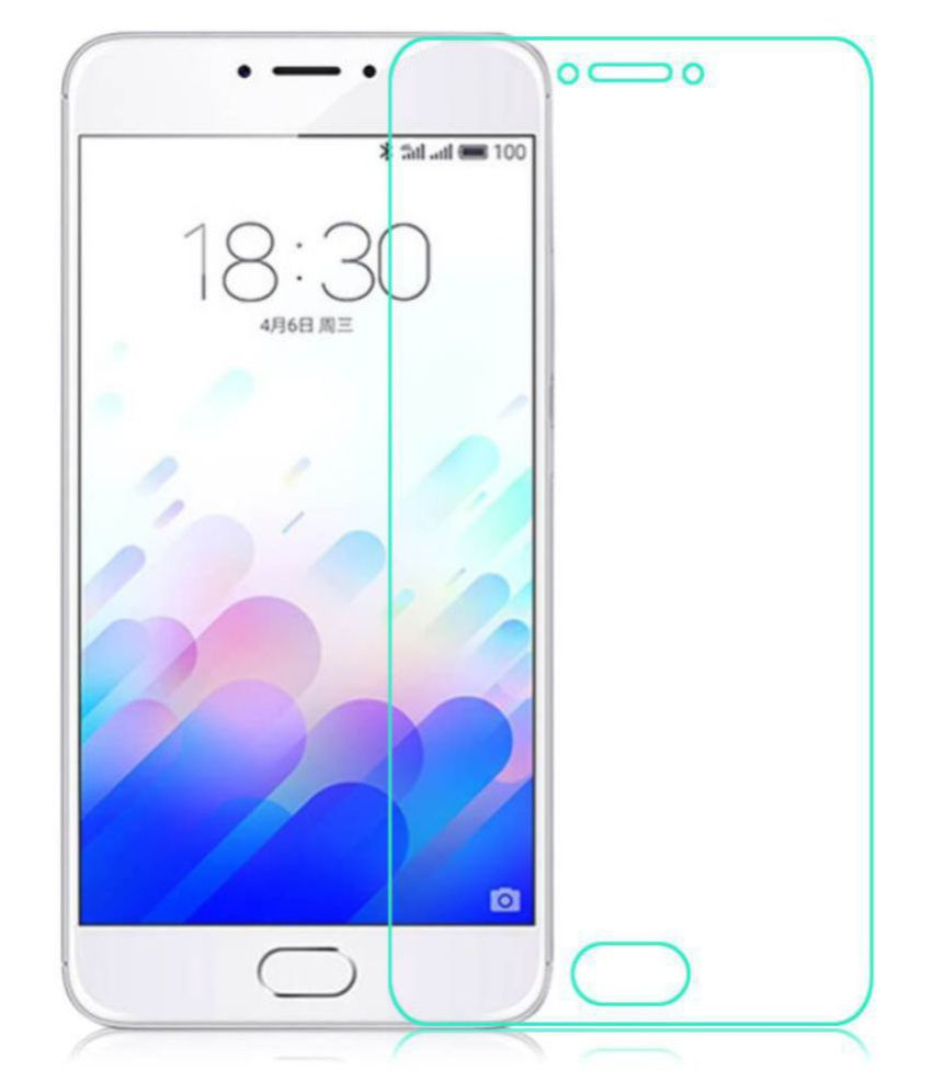 Meizu M1 Note Tempered Glass Screen Guard By Zyforce