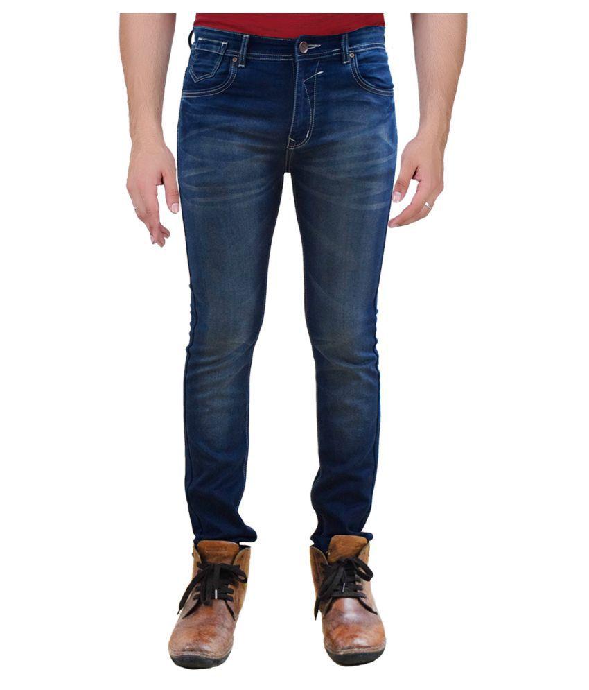 Realm Blue Slim Jeans
