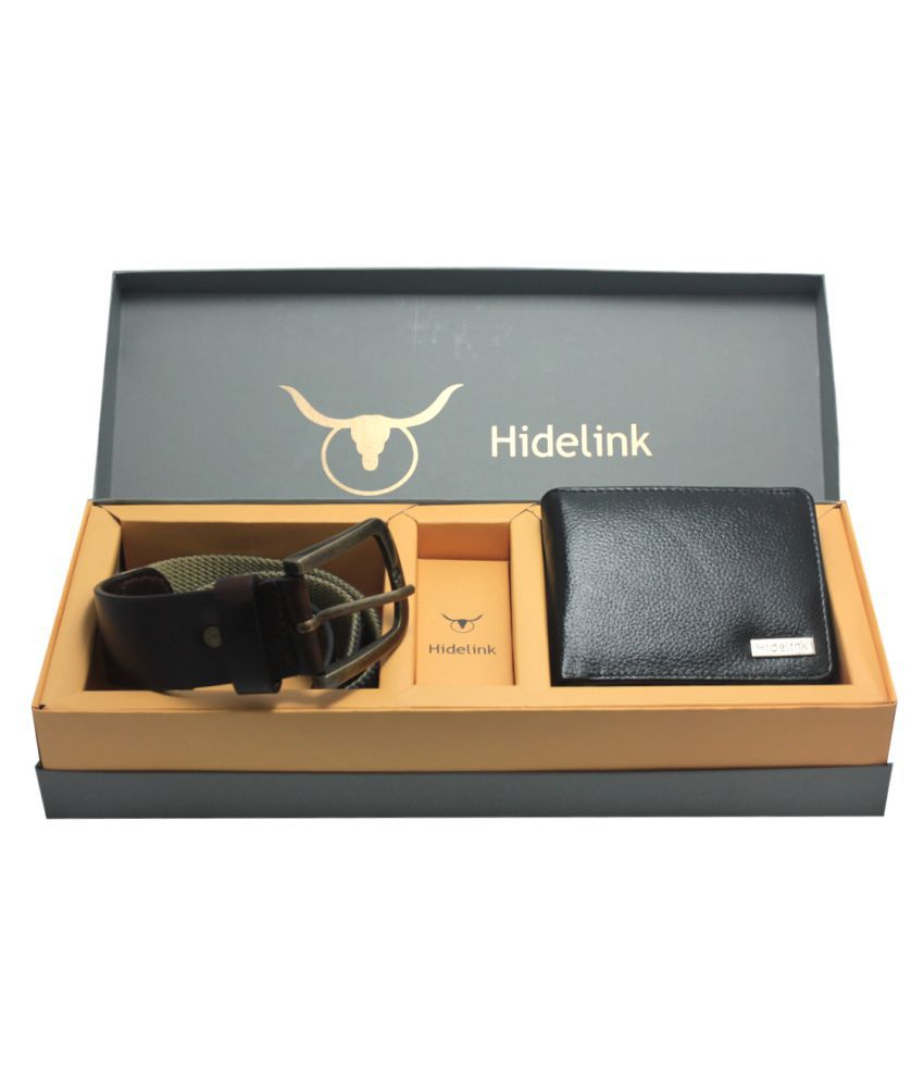 Hidelink Multi Leather Formal Belts