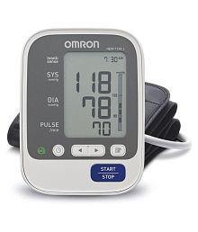 Omron HEM-7130-L Blood Pressure Monitor with Large Cuff