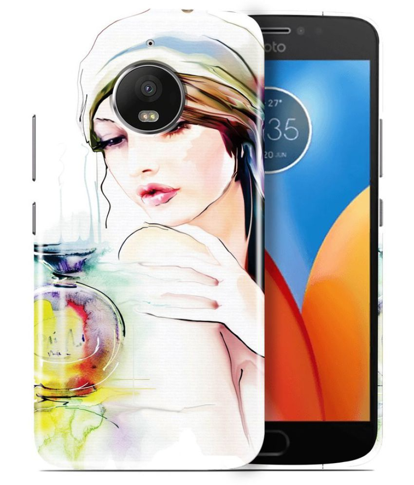 Motorola Moto G5S Plus Printed Cover By Knotyy