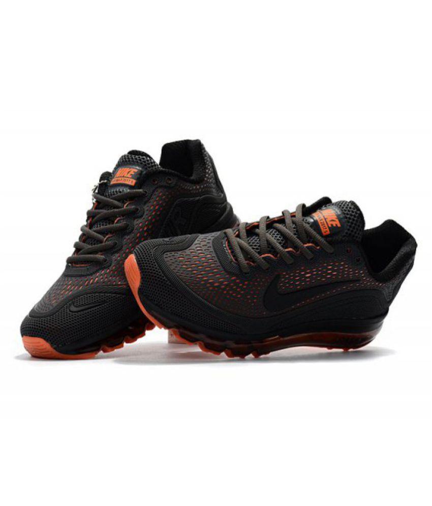 568b3d67c9d41 Nike AIRMAX 2018 Black Training Shoes Nike AIRMAX 2018 Black Training Shoes  ...