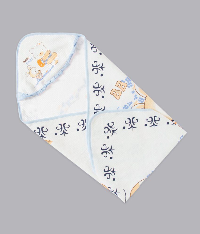 Zonko Style Baby Wrapper cum Blanket Baby Blanket/Baby Swaddle/Baby Sleeping Bag