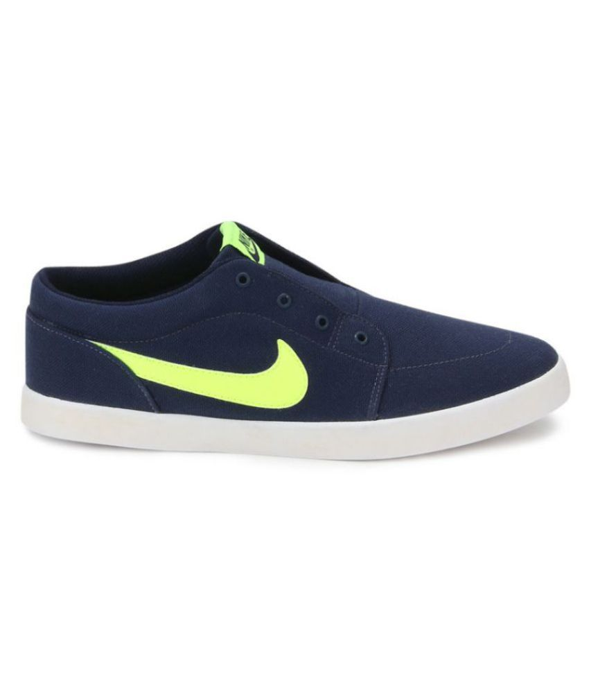 Nike Sneakers Blue Casual Shoes - Buy Nike Sneakers Blue ...