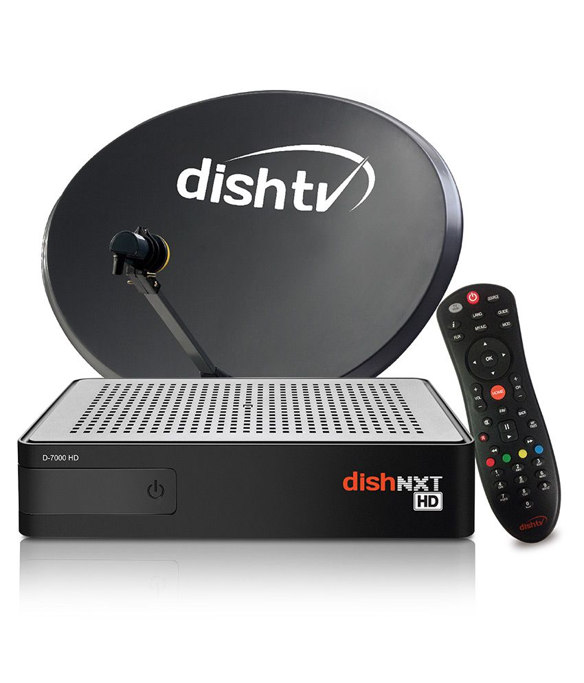 Dish TV HD+ Titanium/ Platinum Sports with Full On HD with 1 month Subscription Free