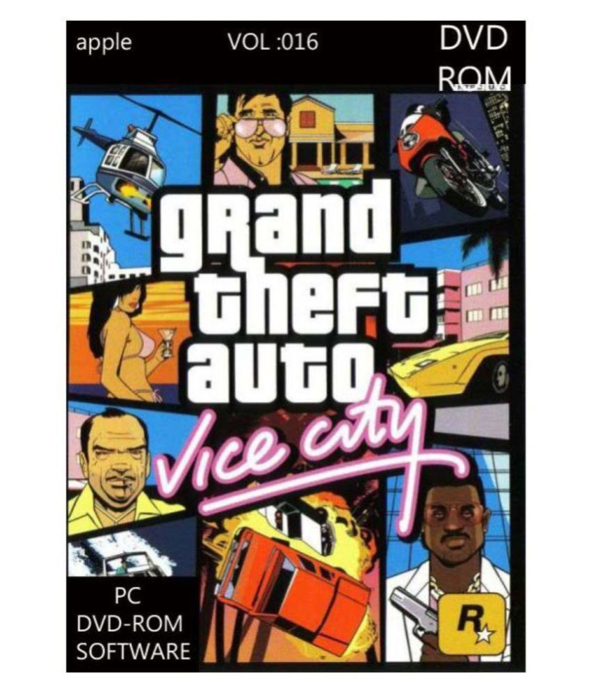 Grand Theft Auto Vice City Pc ( PC Game )