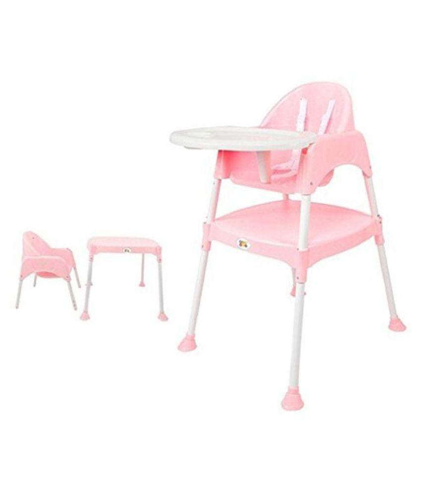 Xeekart Baby High Chair Table Set Adjule Portable Space Saver Bpa Free