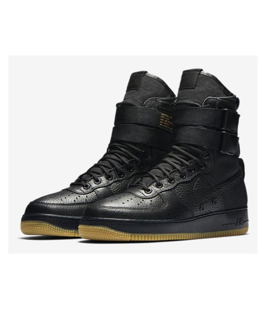 Nike Airforce Long Black Basketball Shoes - Buy Nike Airforce Long Black  Basketball Shoes Online at Best Prices in India on Snapdeal 3ba5129c4