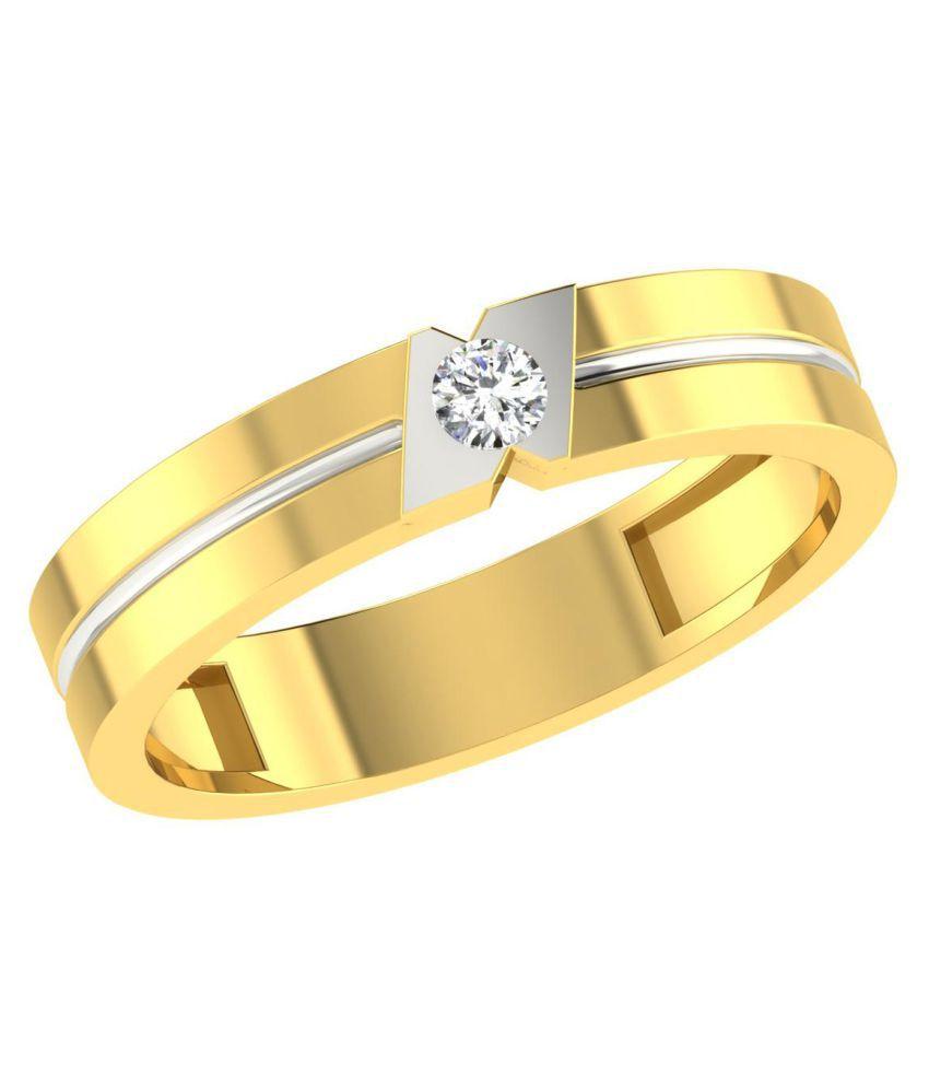 Celenne By Gili 18k Gold Ring