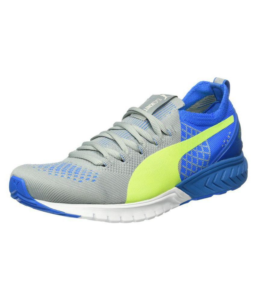 buy popular 1f4cf fbd60 Puma Men's Ignite Dual Proknit Running Shoes - Buy Puma Men's Ignite Dual  Proknit Running Shoes Online at Best Prices in India on Snapdeal