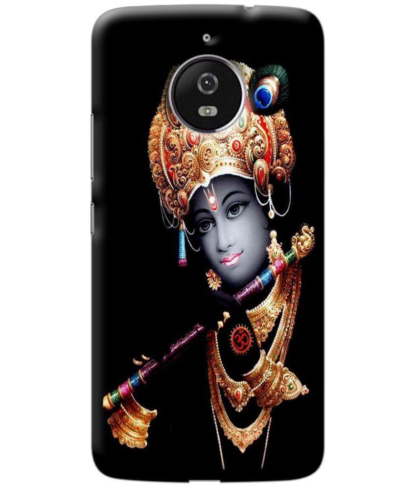 Motorola Moto E4 Plus Printed Cover By Case King
