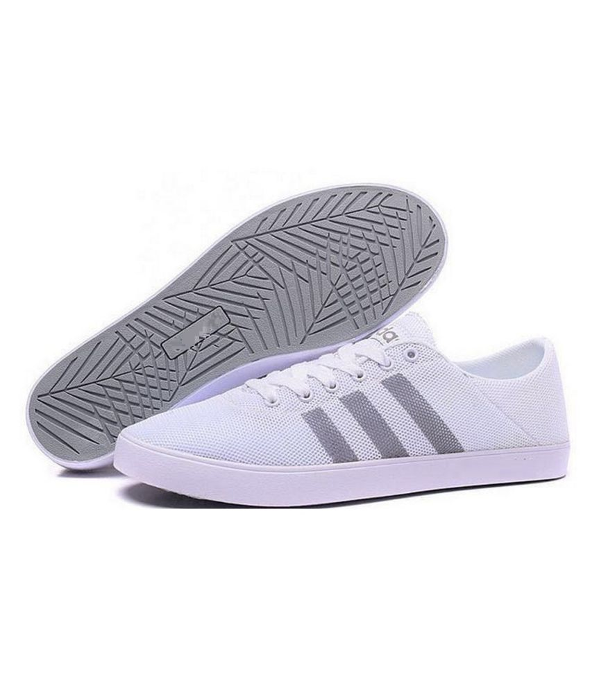 Ad Neo Adidas Neo Men's Sneakers White Casual Shoes
