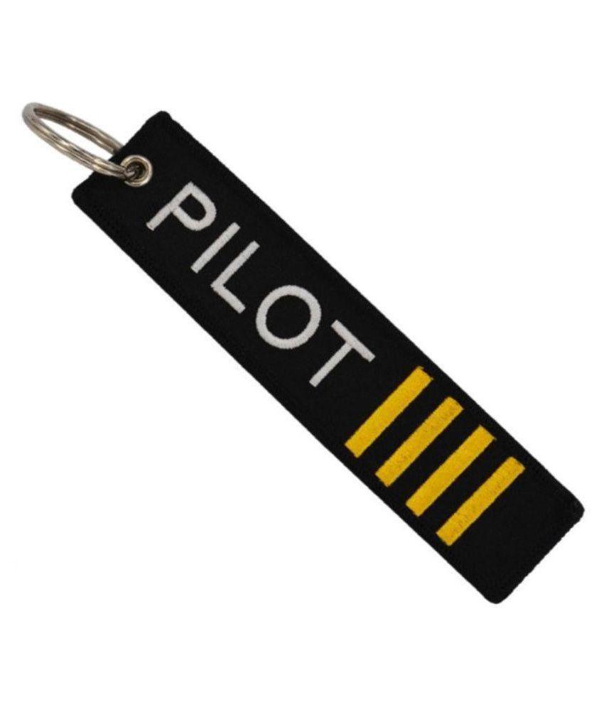 Dealfinity Pilot Key Chain