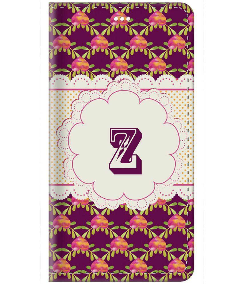 Samsung Galaxy J7 NXT Flip Cover by Zapcase - Multi