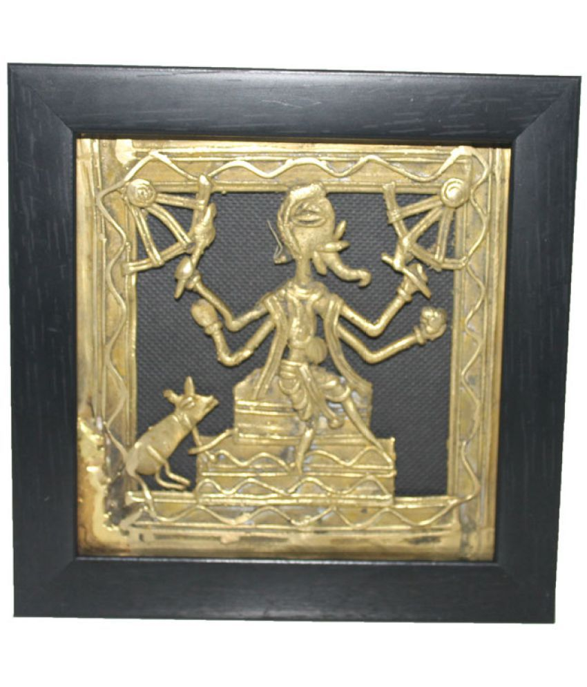 Sarvsiddhi Wood Wall Hanging Frame Egyptian Style 5