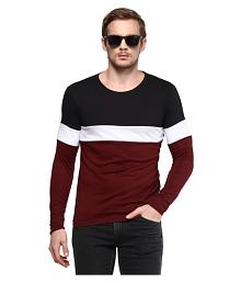 Urbano Fashion Multi Round T-Shirt