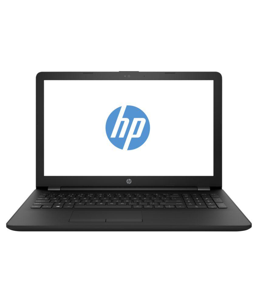 HP 15-bs549tu Notebook (Intel Celeron- 4GB RAM- 500GB HDD- 39.62cm (15.6)- DOS) (Black)-10% OFF