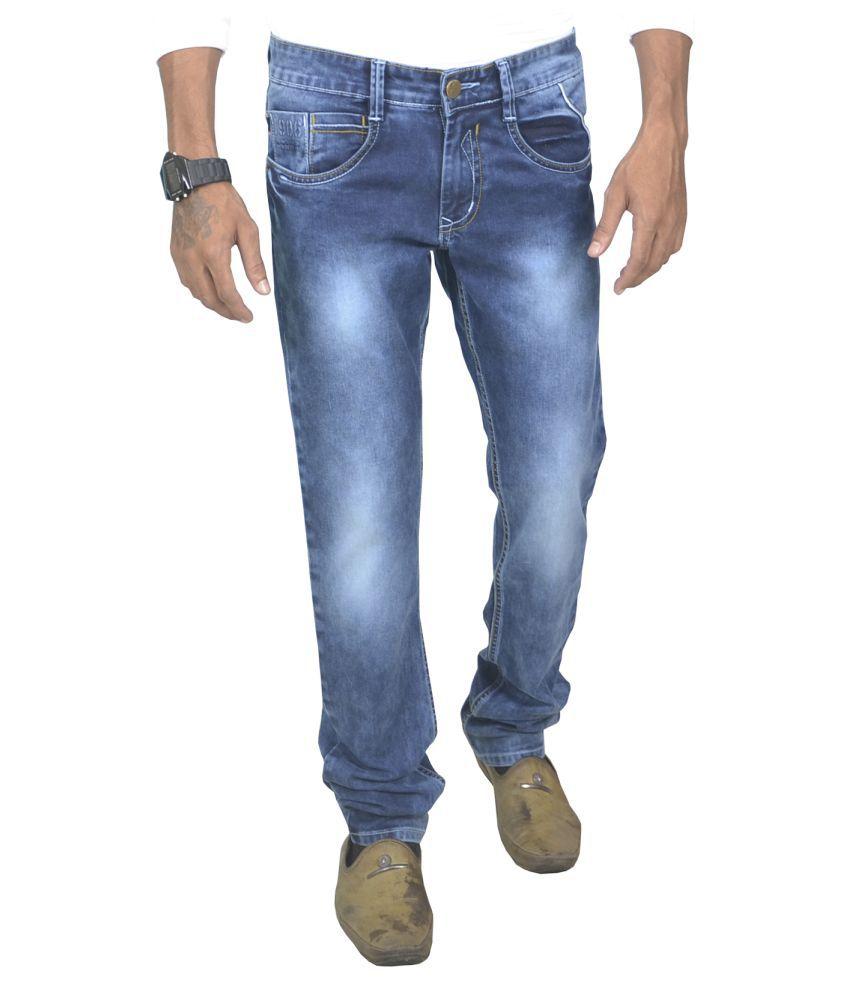 Dynamic Culture Blue Slim Jeans